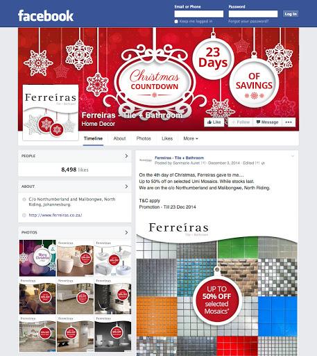 Ferreiras Facebook Page