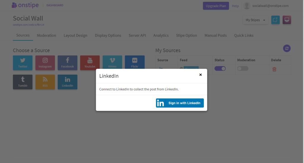 Authorize-LinkedIn-Account