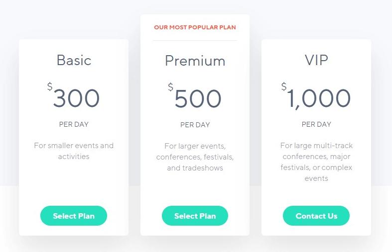 Social wall price - Tint