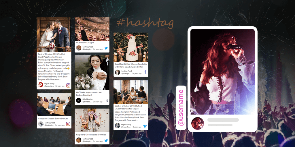 The Best 6 Ways To Use Social Wall for Your Events in 2021