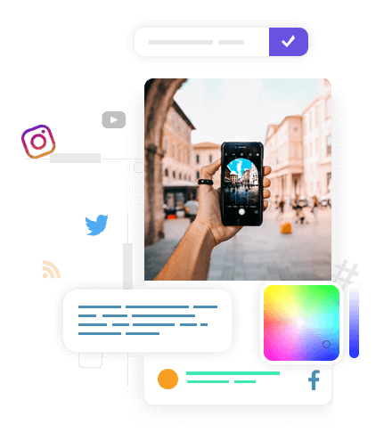 How to create social wall
