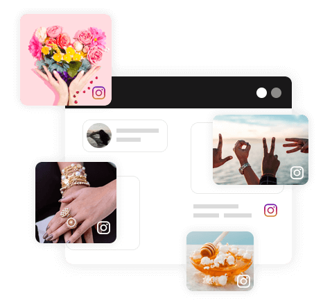 Embed Instagram Hashtag Feed on Website