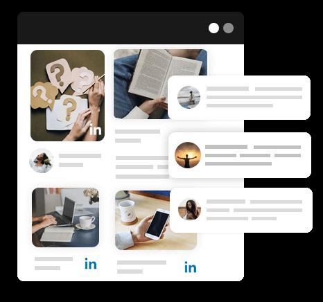 Embed LinkedIn Widget on Website