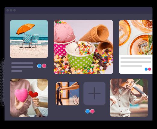 Flickr Widget for Your Website