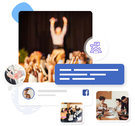 Generate conversations for your event