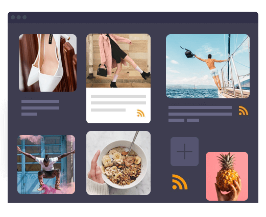 RSS Widget for Your Website