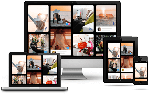 Social Wall API for Website Embed