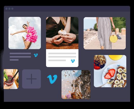 Vimeo Widget for Your Website