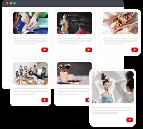 YouTube Aggregator tool